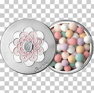 Face Powder Cosmetics Guerlain Color Pearl Powder PNG