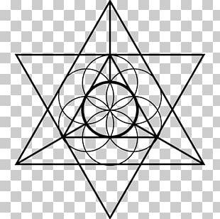Sacred Geometry Merkabah Mysticism Stellated Octahedron Tetrahedron PNG