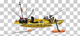 Boat Kayak Fishing Trolling Sit-on-top Kayak PNG