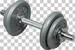 Dumbbell Kettlebell Icon PNG