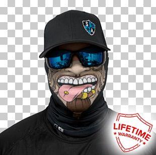 Face Shield Mask Balaclava Neck Gaiter PNG