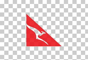 Qantas Flight Airline Logo Frequent-flyer Program PNG