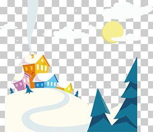 Snow Slopes Free Euclidean PNG