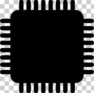 Microcontroller Computer Icons Atmel PNG
