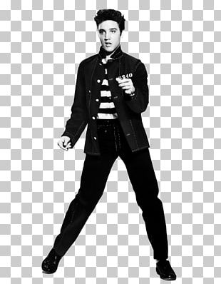 Elvis Presley : Jailhouse Rock Rock And Roll Elvis Presley PNG