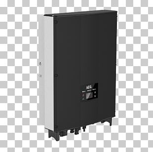 Power Inverters Solar Inverter Three-phase Electric Power AEG Maximum Power Point Tracking PNG