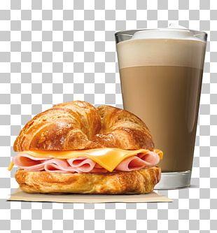 Hamburger Breakfast Burger King Fast Food PNG