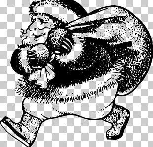 Santa Claus Père Noël Christmas Christkind PNG