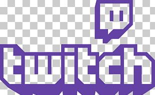 Twitch Logo Streaming Media PNG