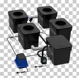 Deep Water Culture Hydroponics Aeroponics Irrigation Nutrient Film Technique PNG