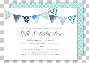 Wedding Invitation Paper Baby Shower Bunting Bridal Shower PNG