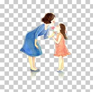 Mothers Day Child PNG
