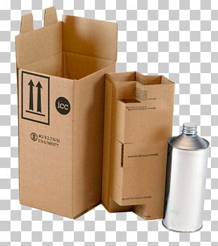Packaging And Labeling Product Cone Carton Box PNG
