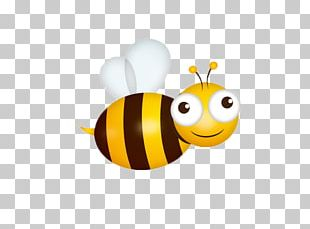 Bee Insect Drawing Illustration PNG