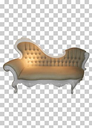 Chaise Longue Comfort Couch PNG