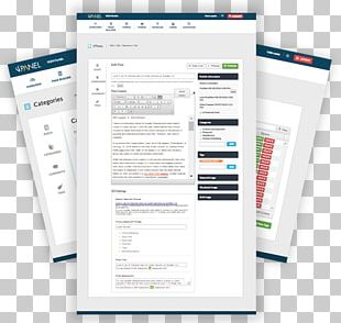 Web Page Service Brand PNG