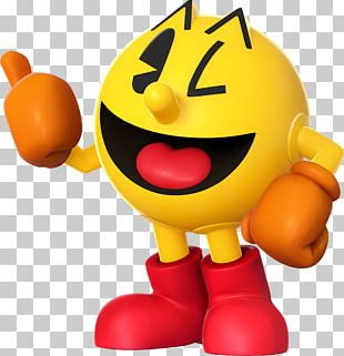 Ms. Pac-Man Super Smash Bros. For Nintendo 3DS And Wii U Pac-Man World 3 Pac-Man Championship Edition PNG