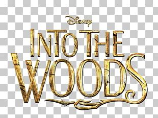 Into The Woods Cinderella Logo Theatre Film PNG