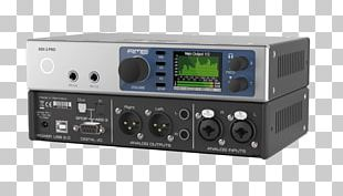 Digital-to-analog Converter Digital Audio Analog Devices RME Audio Sound PNG