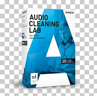 MAGIX Audio Cleaning Lab 2017 Steam Edition Magix Music Maker Computer Software Sound PNG