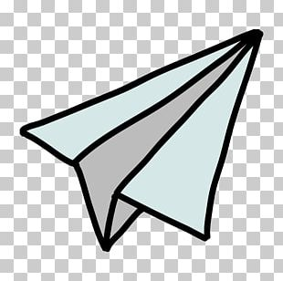 Airplane Paper Plane Drawing PNG