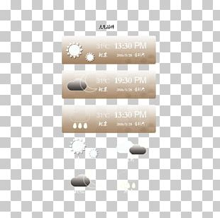Plug-in Weather Icon PNG
