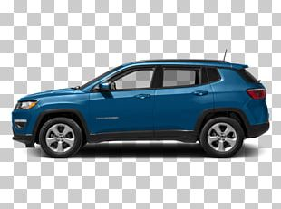 Chrysler 2018 Jeep Compass Sport Four-wheel Drive Car PNG