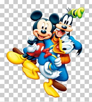 Mickey Mouse Minnie Mouse Donald Duck The Walt Disney Company Cartoon PNG