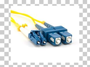 Network Cables Optical Fiber Connector Fiber Optic Patch Cord Patch Cable PNG