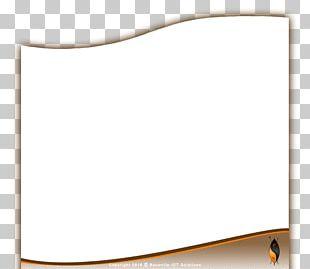 Paper Frames Line Font PNG