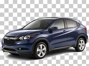 Sport Utility Vehicle 2015 Honda CR-V LX AWD SUV Car 2016 Honda HR-V LX PNG