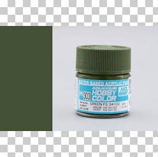 Acrylic Paint Color Paper Scale Models PNG