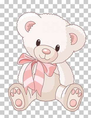 Teddy Bear Cuteness Drawing PNG
