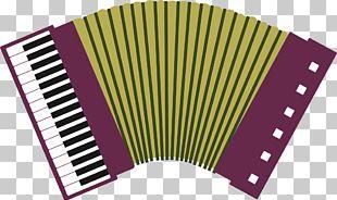 Diatonic Button Accordion Piano Accordion Musical Instrument PNG