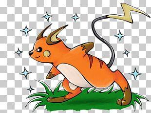 Raichu Pokémon GO Pokédex PNG