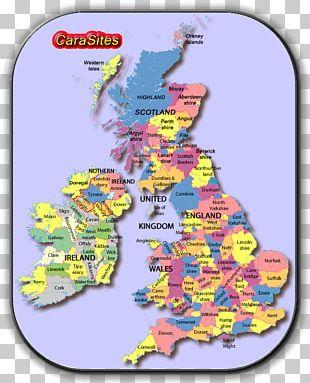 Counties Of The United Kingdom World Map County Angleška Grofija PNG