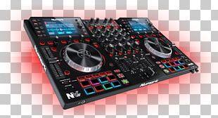 DJ Controller Numark Industries Disc Jockey Audio Virtual DJ PNG