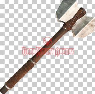 Splitting Maul Hand Tool Sledgehammer PNG