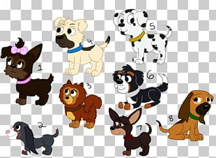 Puppy Dog Breed Cat Pound Puppies PNG