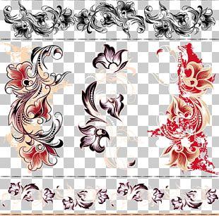 Visual Arts Floral Design Flower Illustration PNG