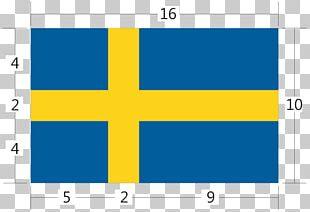 Flag Of Sweden T-shirt United States PNG