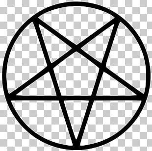 Pentagram Pentacle Wicca Star PNG