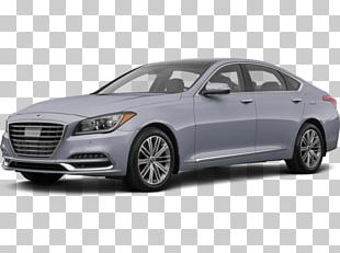 2018 Genesis G80 Car Hyundai Motor Company Genesis G90 PNG