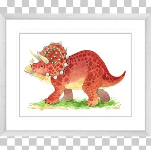 Dinosaur Drawing Stock Photography PNG