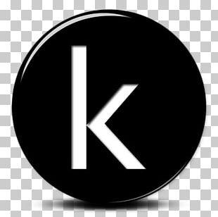 K Letter Alphabet Alphanumeric PNG