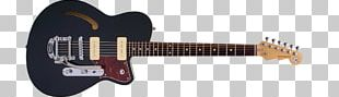 Electric Guitar Semi-acoustic Guitar Reverend Musical Instruments Archtop Guitar PNG