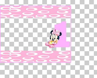 Minnie Mouse Wedding Invitation Mickey Mouse Birthday Party PNG