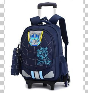 Backpack Trolley Baggage Travel PNG