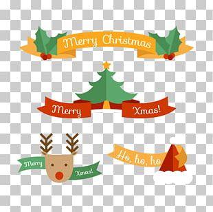 Christmas Banners PNG