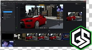 Streaming Media Computer Software Wirecast Broadcasting Video PNG